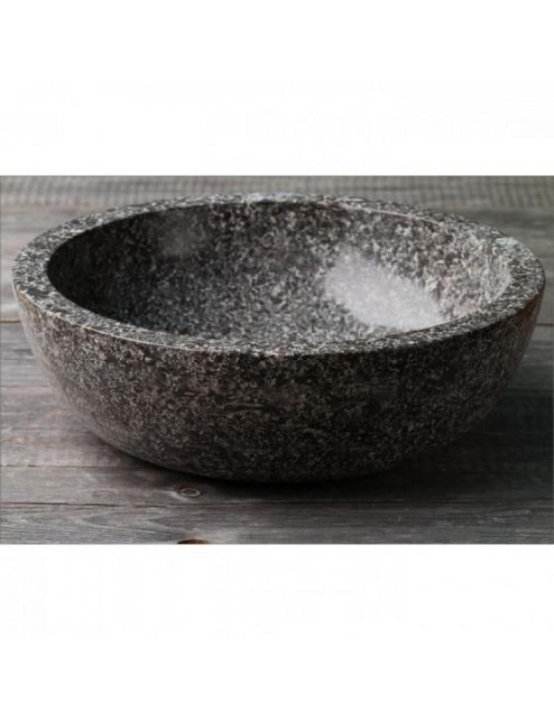 Раковина из мрамора Bowl Grey Besar