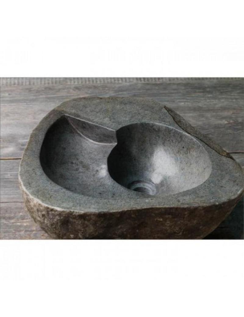 Раковина из камня Rivery Turbillo