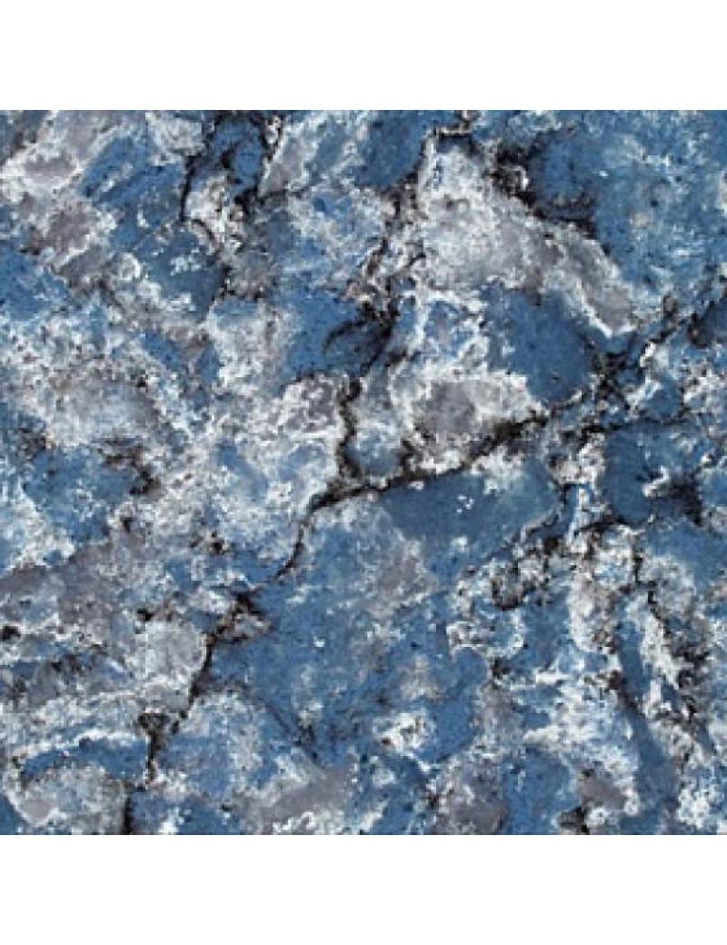 Кварцевый агломерат BQ 8786 THUNDER BLUEVicostone