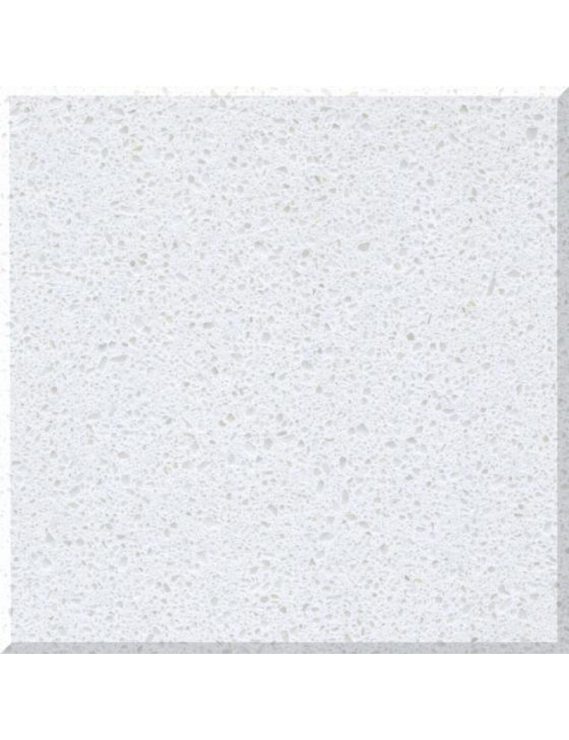 Кварцевый агломерат EW 120 Everest White Samsung Radianz
