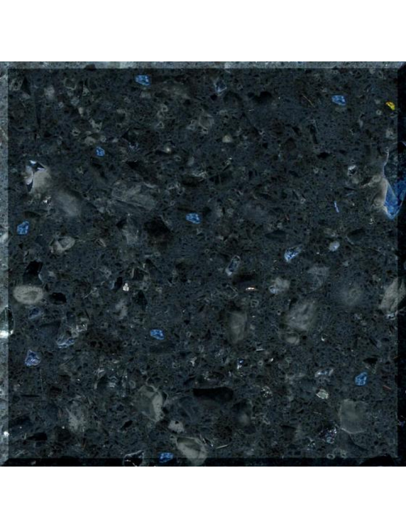 Кварцевый агломерат MS 980 Midnight Sapphire Samsung Radianz