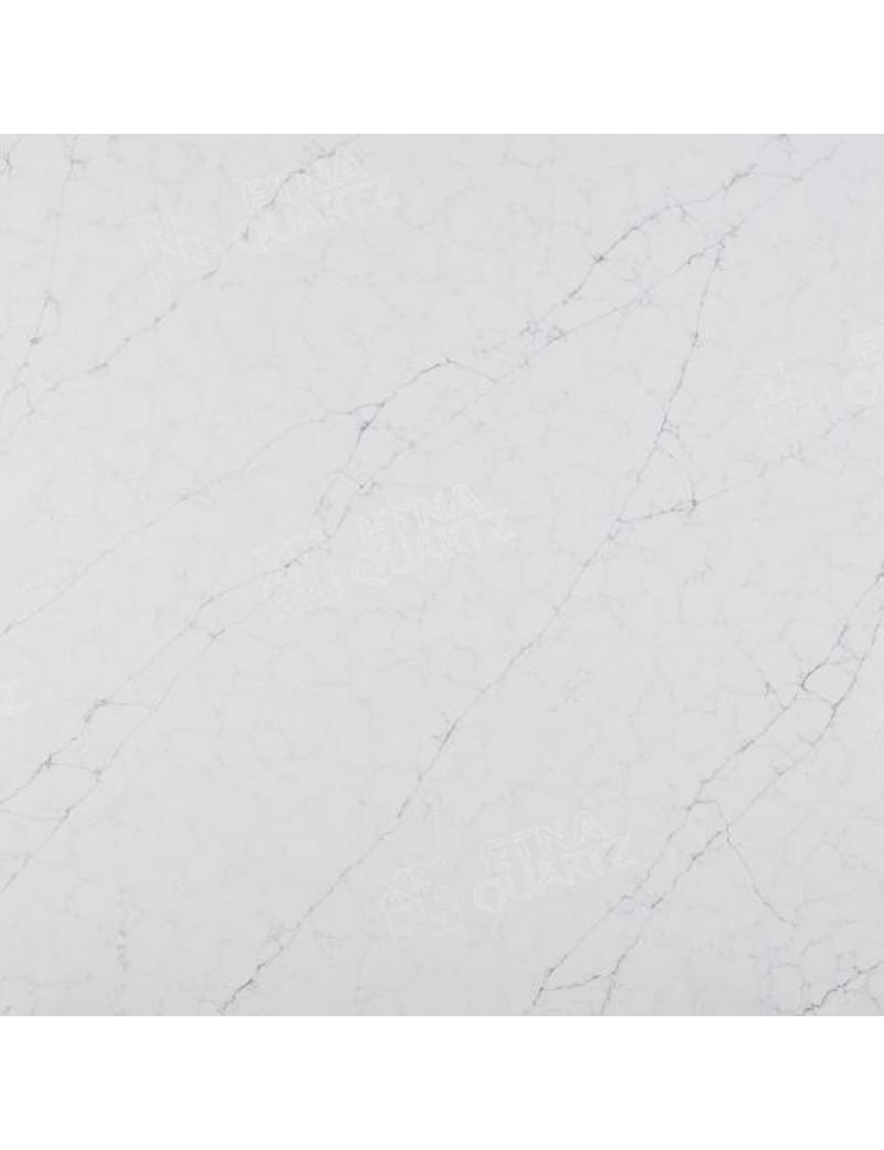 Кварцевый агломерат EQHM 001 Perlino Bianco