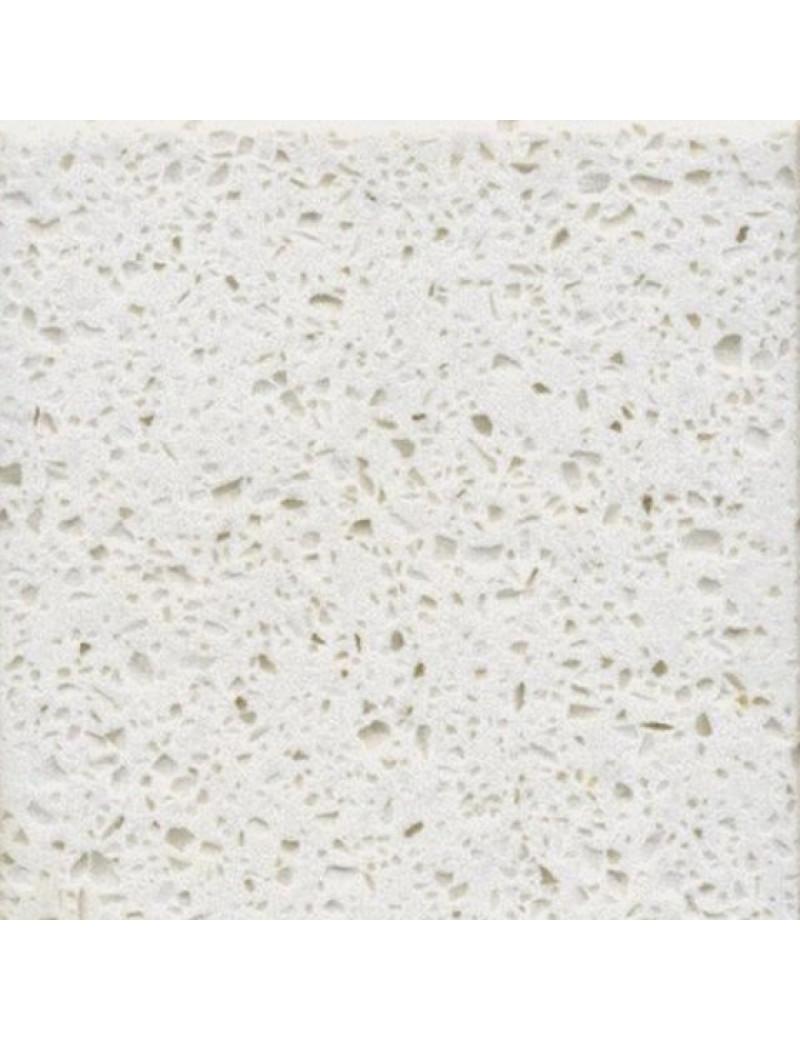 Кварцевый агломерат White Ice Crystal GTA 023 Still Stone