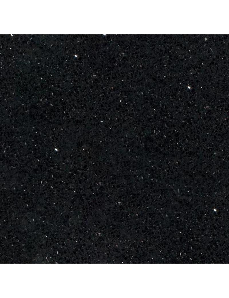Кварцевый агломерат BRILLIANT BLACK TechniStone